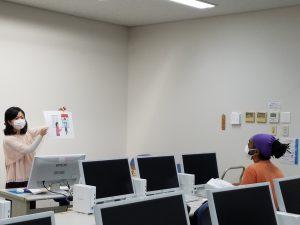 JICE 授業風景2