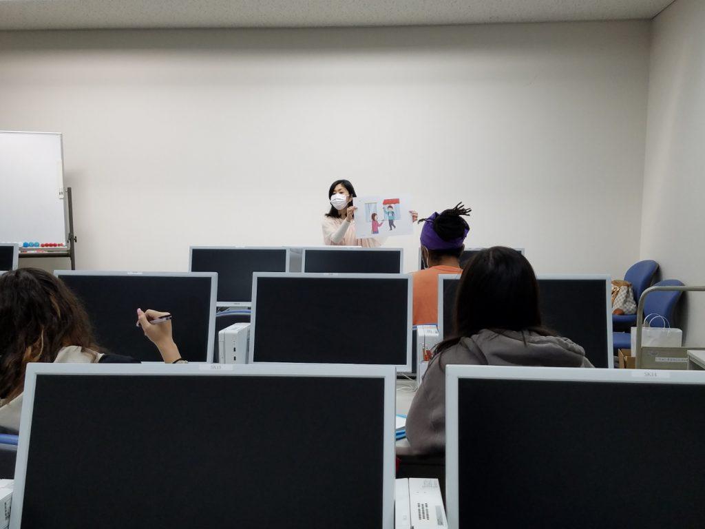 JICE 授業風景3
